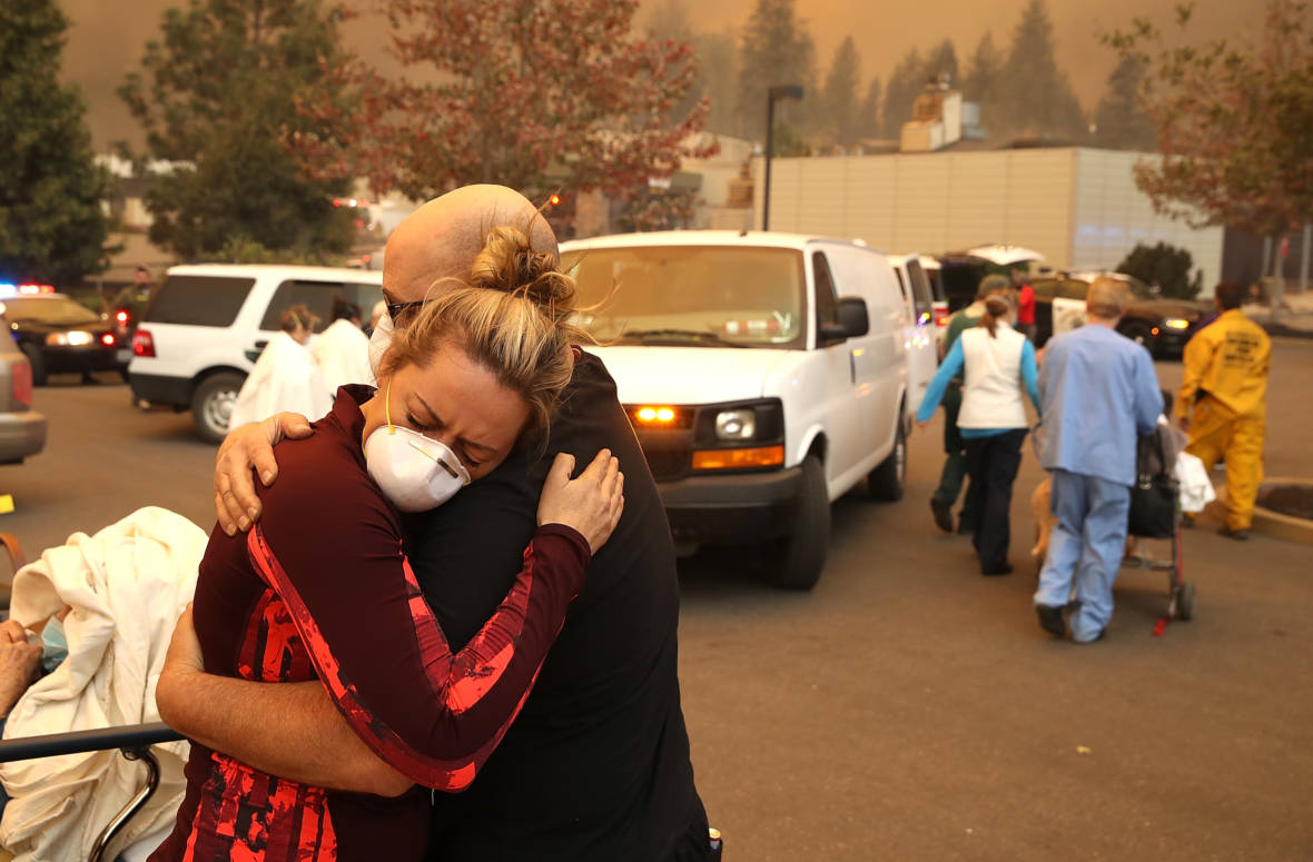How To Help Camp Fire Victims