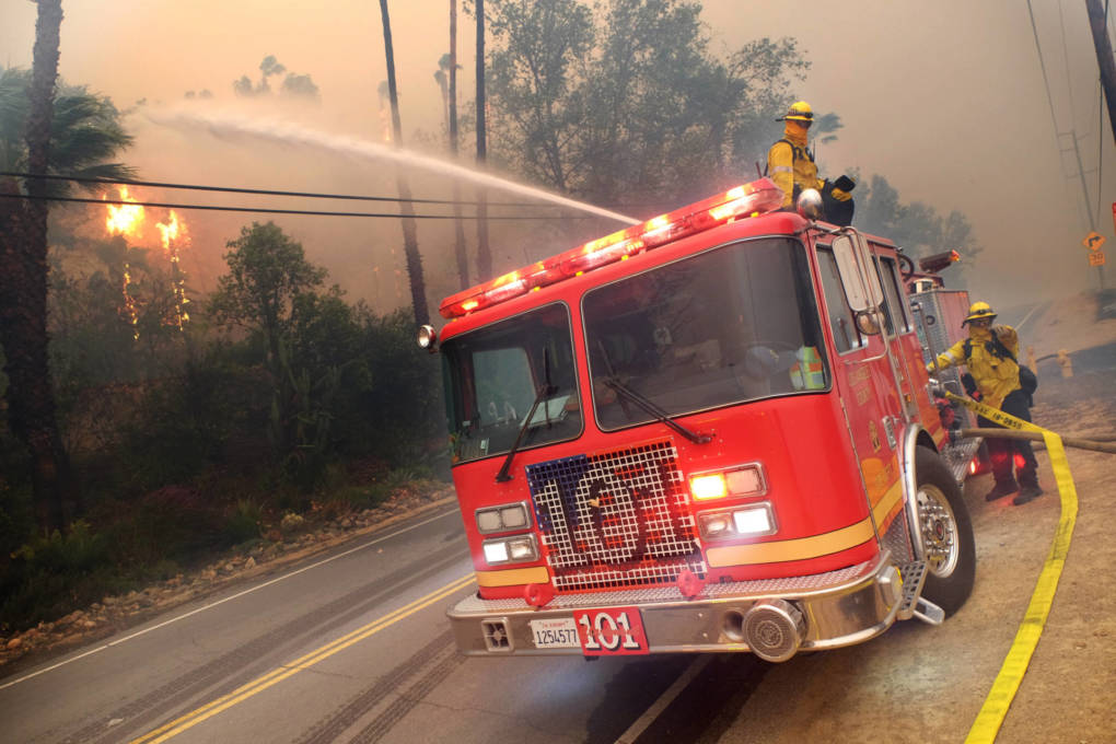 'Disturbance' Occurred at SoCal Edison Substation Moments Before Woolsey Fire Started