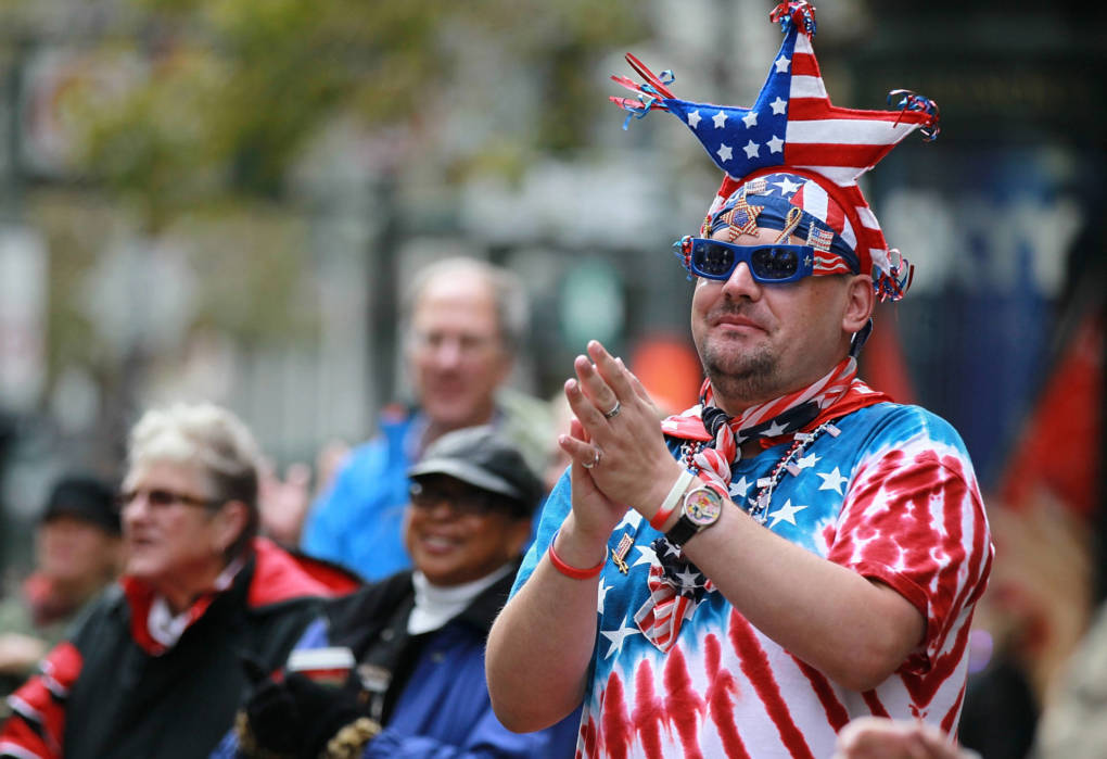 Veterans Day Events Around the Bay Area