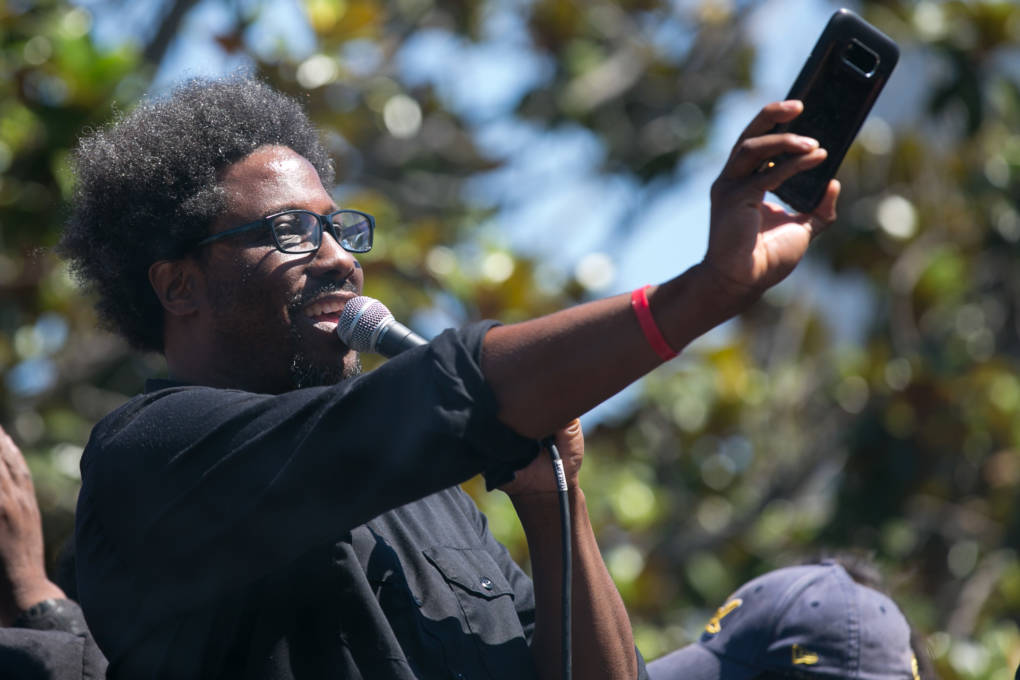 W. Kamau Bell to Fox News' Tucker Carlson: 'I Can Imagine How You Feel Right Now'