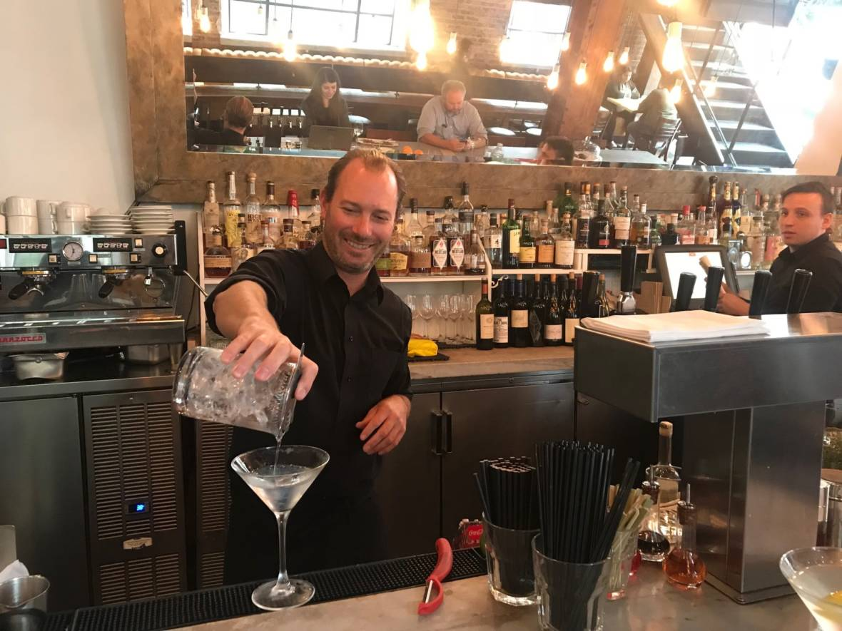 Golden State Plate: The Story of the Martini, Straight Up, With a Twist
