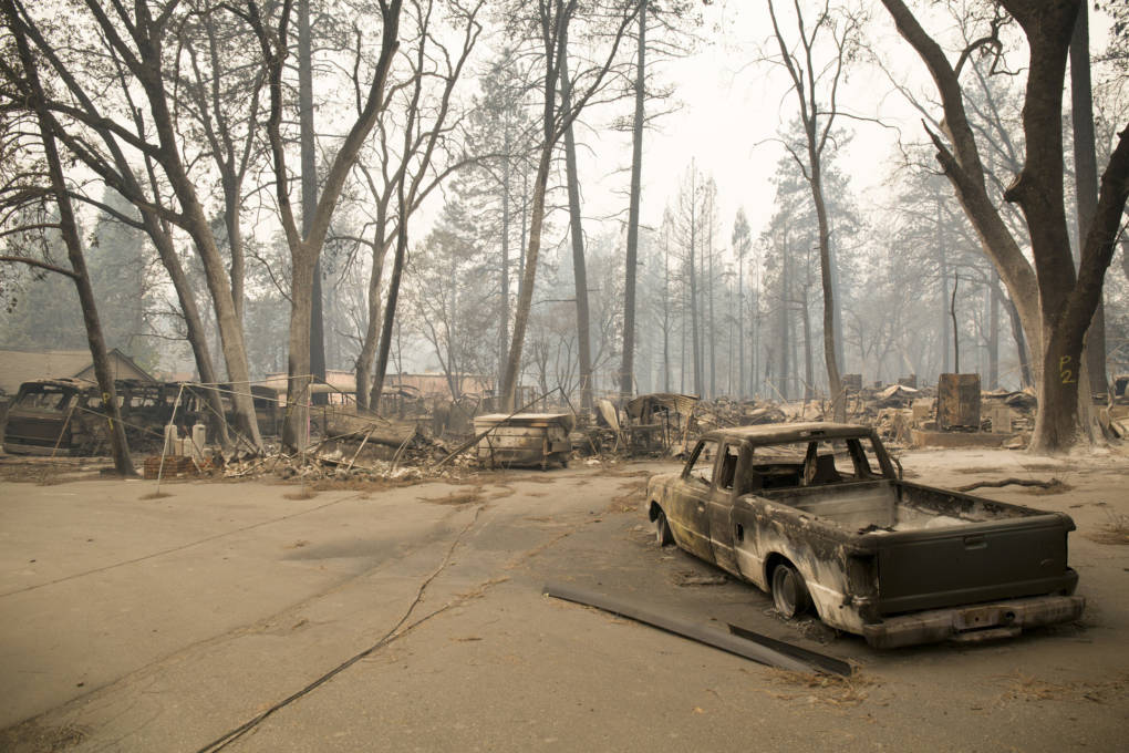 Rebuilding After the Camp Fire, Janet Delaney, Week in Politics