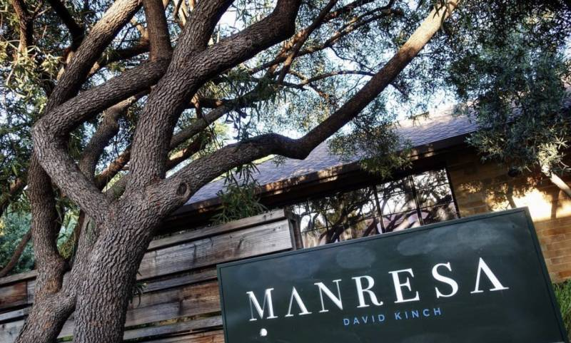 Manresa, in Los Gatos, is an internationally recognized destination in the fine dining world.