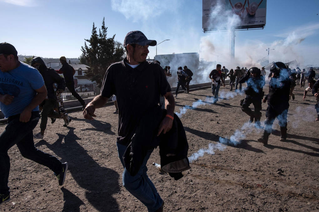 Bay Area Lawmakers Criticize Border Agents' Use of Tear Gas on Migrants