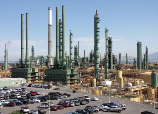 Solano County Says Valero Violated State Regulations in March Refinery Shutdown