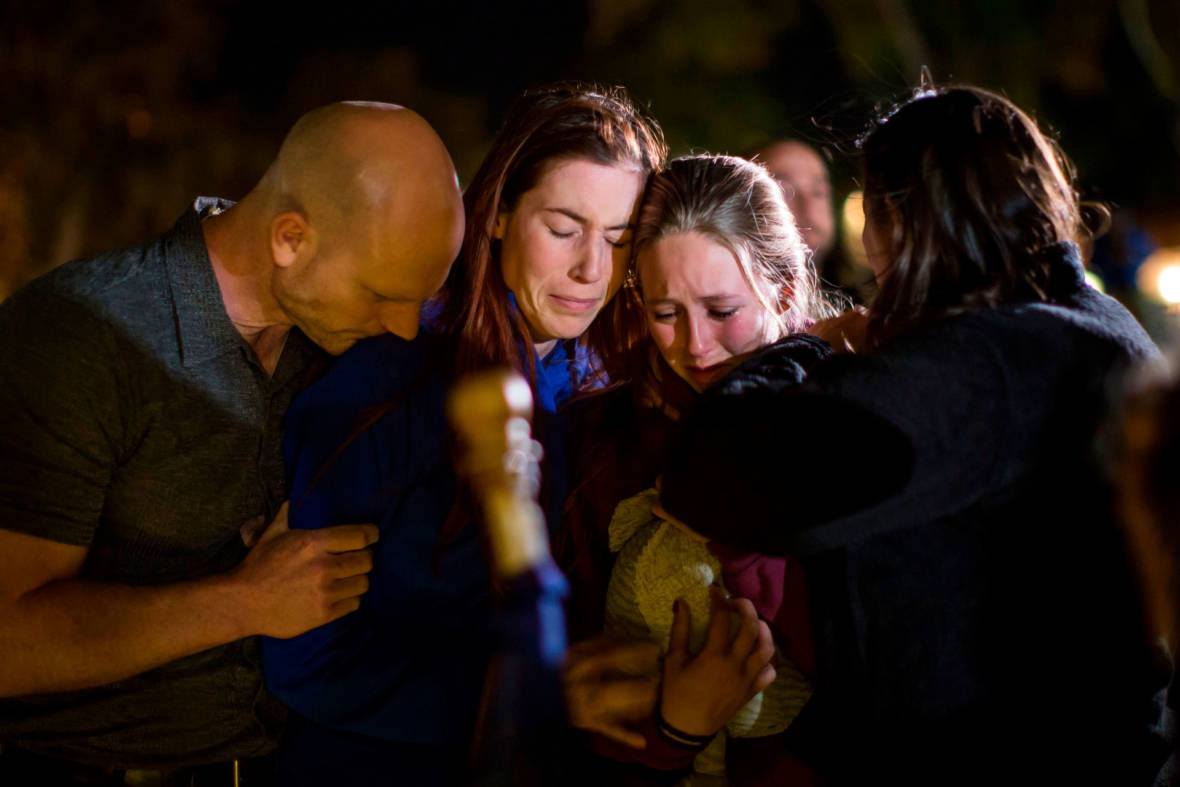 Official: Gunman Went on Social Media During Thousand Oaks Bar Attack
