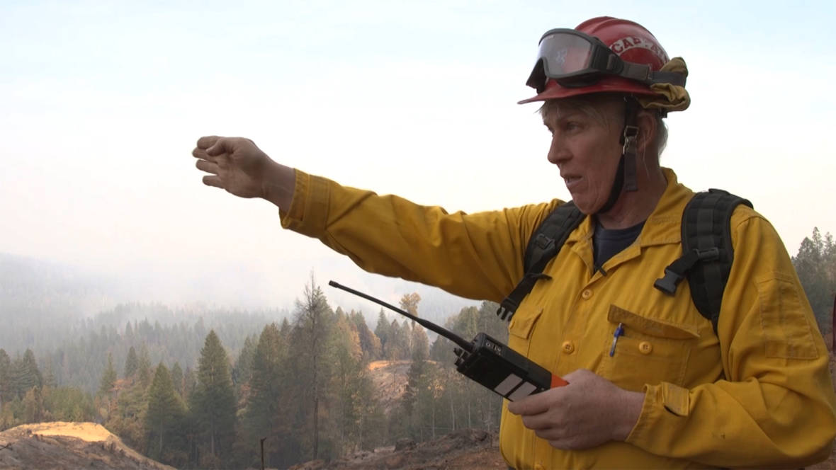 How Cal Fire's 'Division Unicorn' Saved a Tiny Butte County Town From the Camp Fire