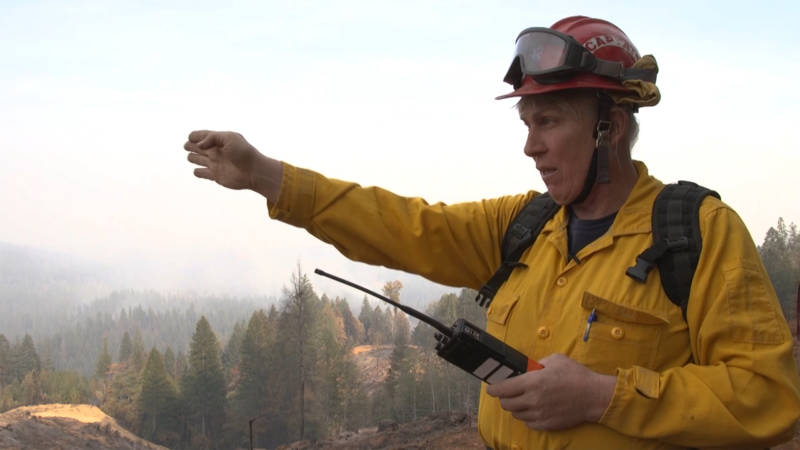 Cal Fire Chief Diana Totten said her division needed a bit of magic to save Stirling City from the Camp Fire.