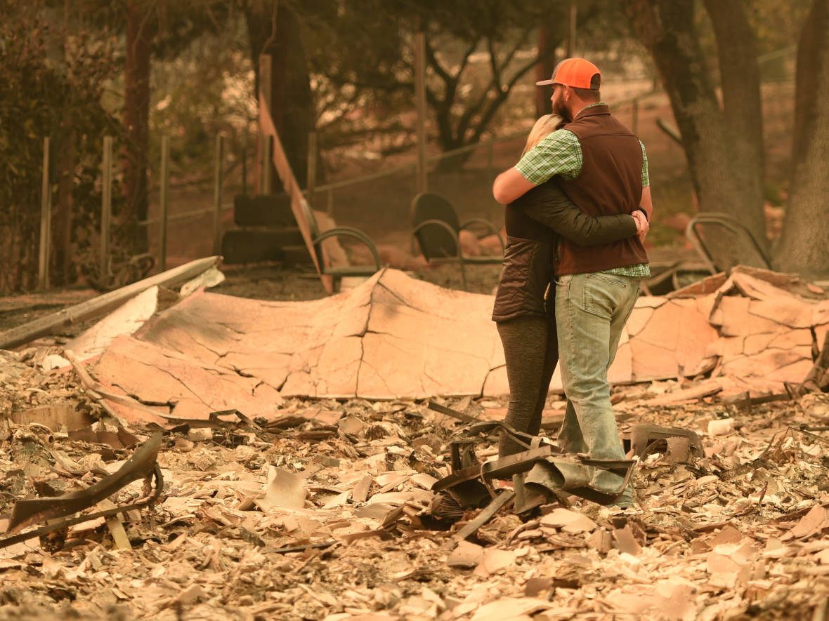 Megafires More Frequent Because Of Climate Change And Forest Management