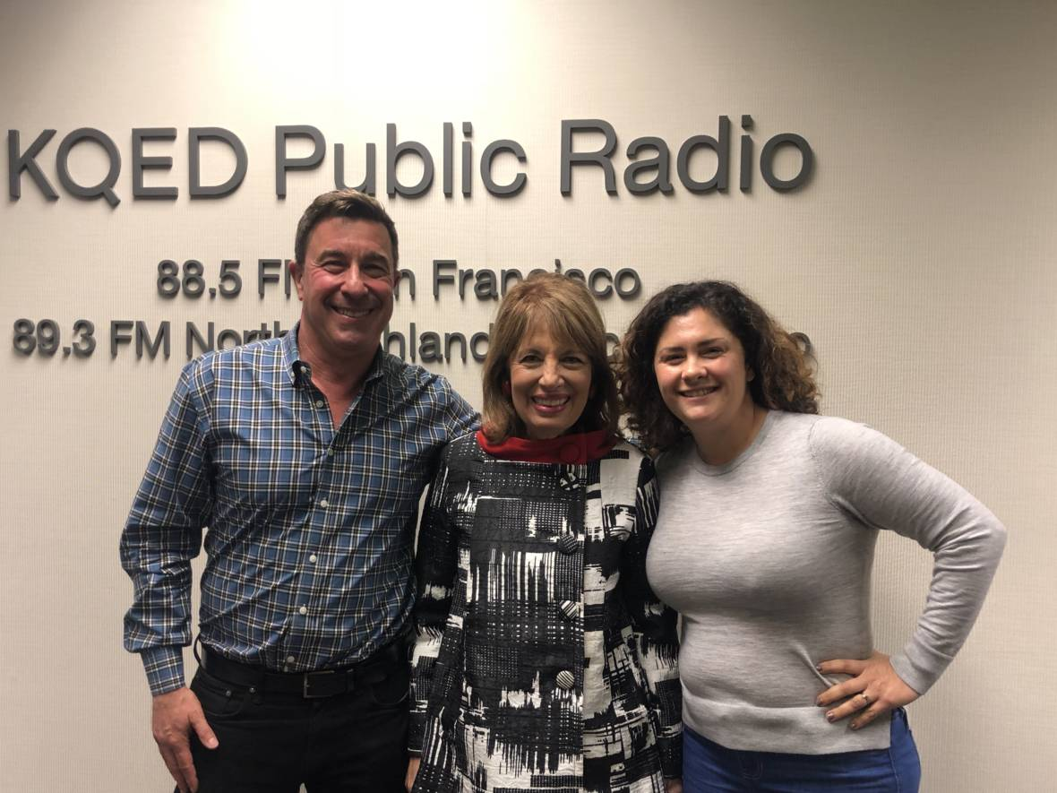 Congresswoman Jackie Speier on Surviving Jonestown and Fighting Back from Personal and Political Losses