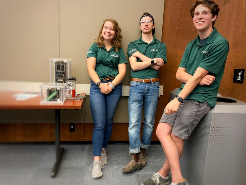 Cal Poly Students 'Tag Along' on Mission to Mars