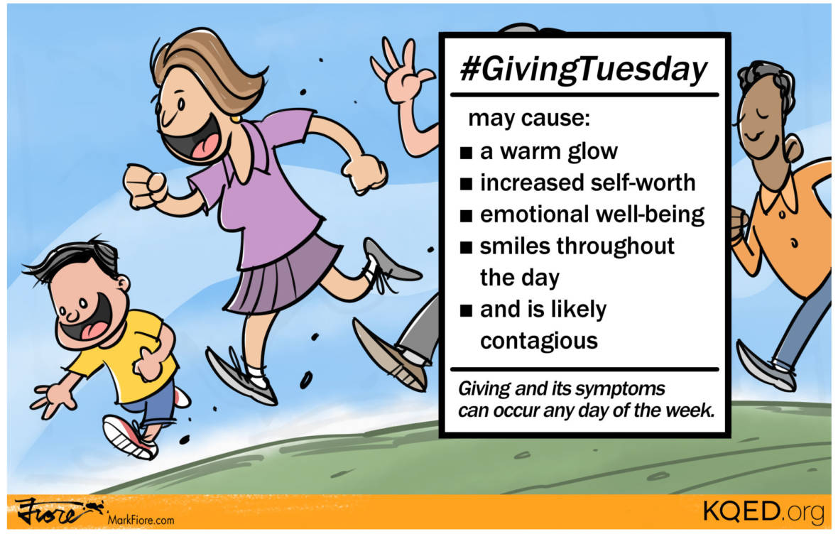 #GivingTuesday Every Day