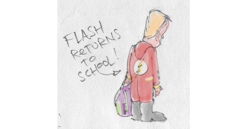 Flash by Mark Fiore