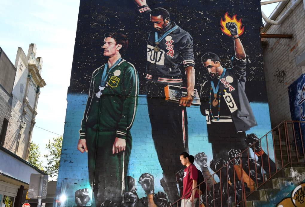 Black Power, the 1968 Olympics and the San Jose State Students Who Shook the World