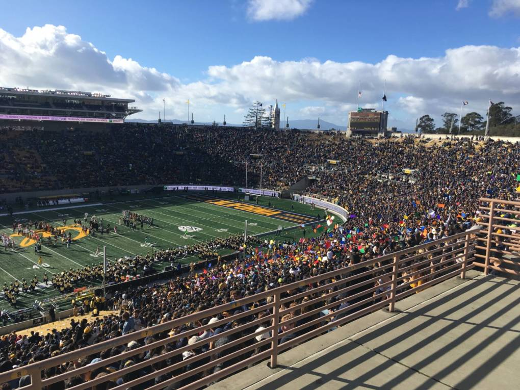 PHOTOS: Big Game Draws Cal and Stanford Fans to California Memorial Stadium