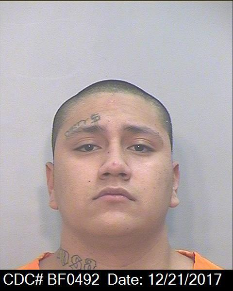 Shalom Mendoza was apprehended on Saturday after escaping San Quentin State Prison three days earlier.