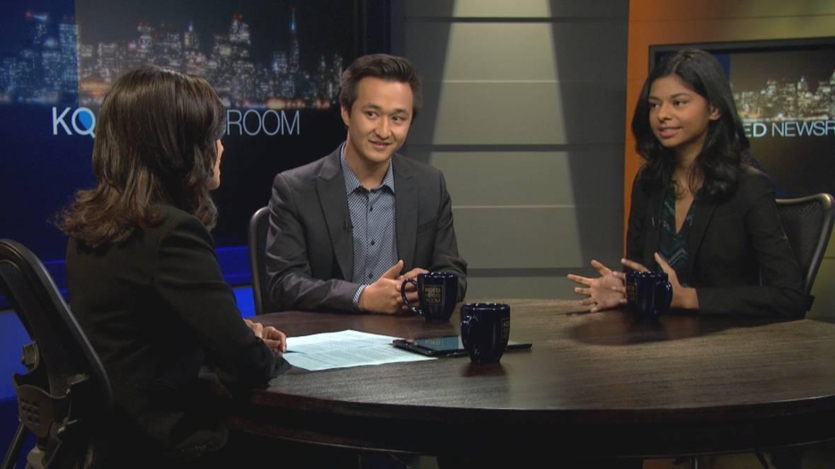 KQED Newsroom: Wildfire Smoke Health Risks, Millennial Politicians, Week in Politics