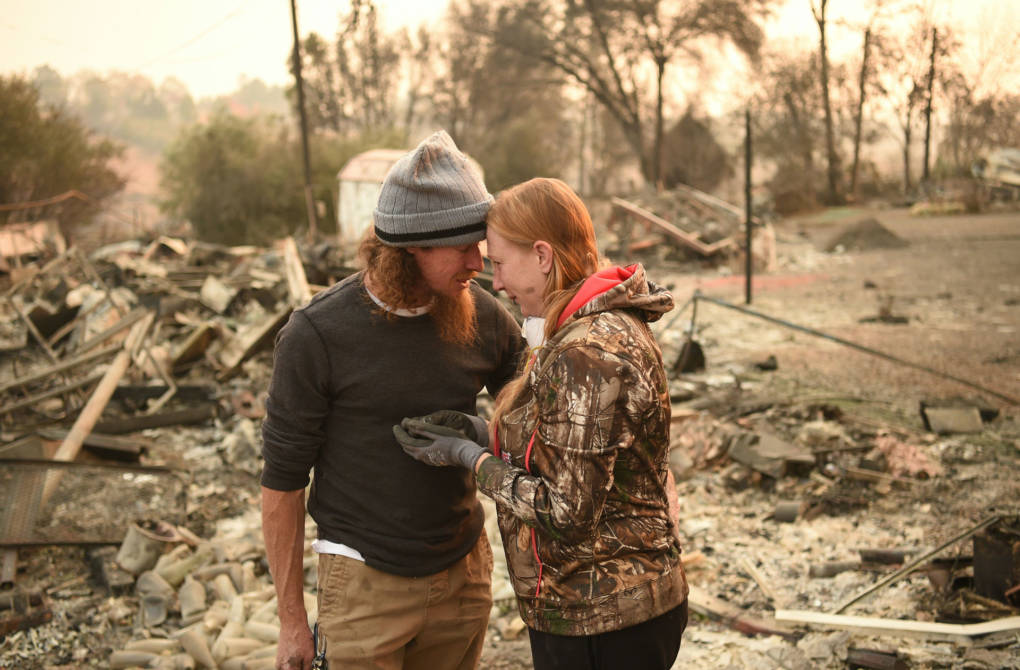 As National Spotlight Turns Away From Camp Fire, Public Radio Station Rallies for Its Community