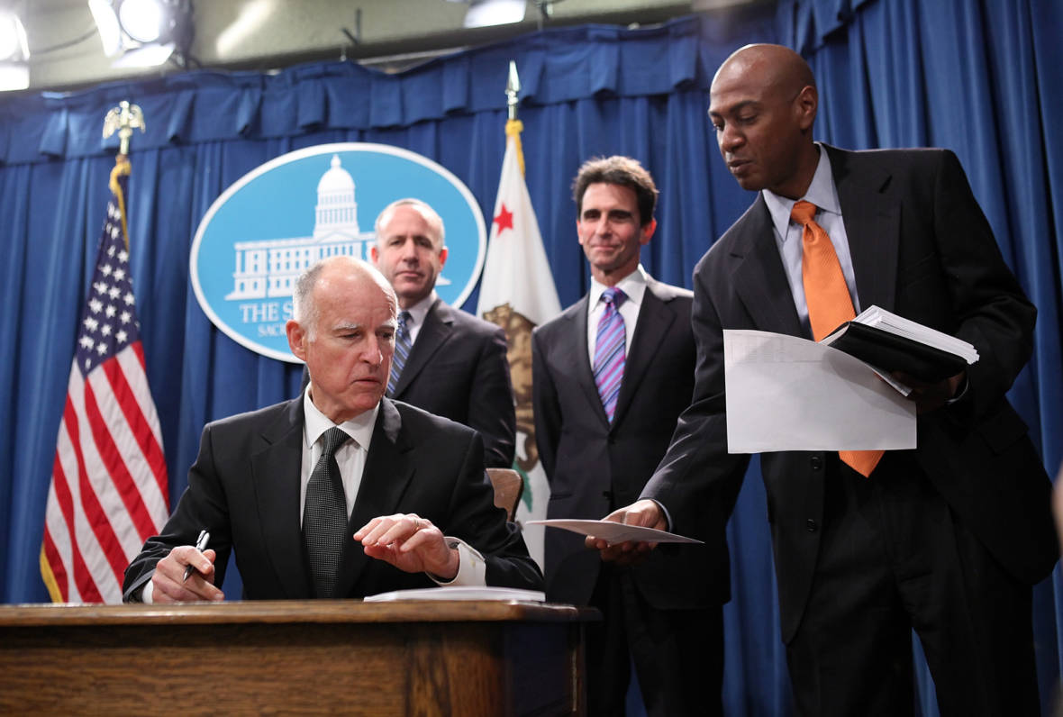 Jerry Brown Will Leave Lasting Impact on Criminal Justice in California
