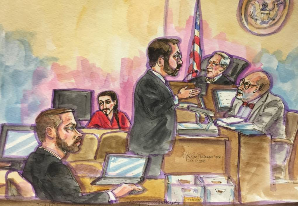Terror Debated at 'Dramatic' Sentencing of Oakland Man Who Opened Twitter Accounts for Islamic State