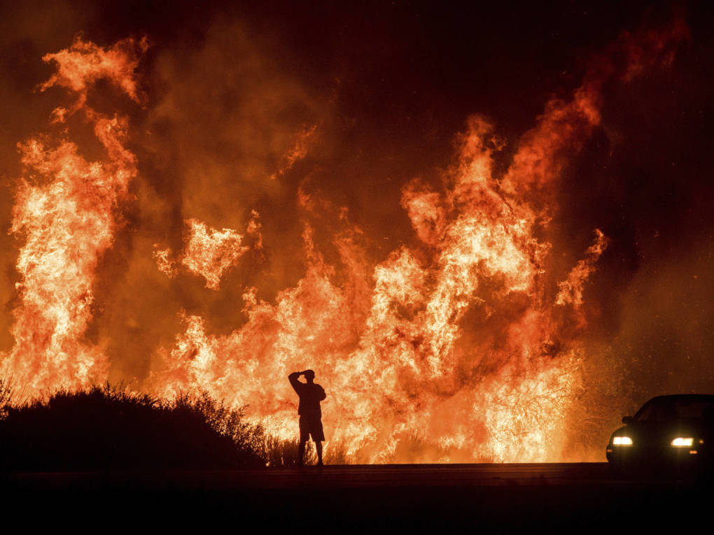 Fire-Resistant is Not Fire-Proof, California Homeowners Discover