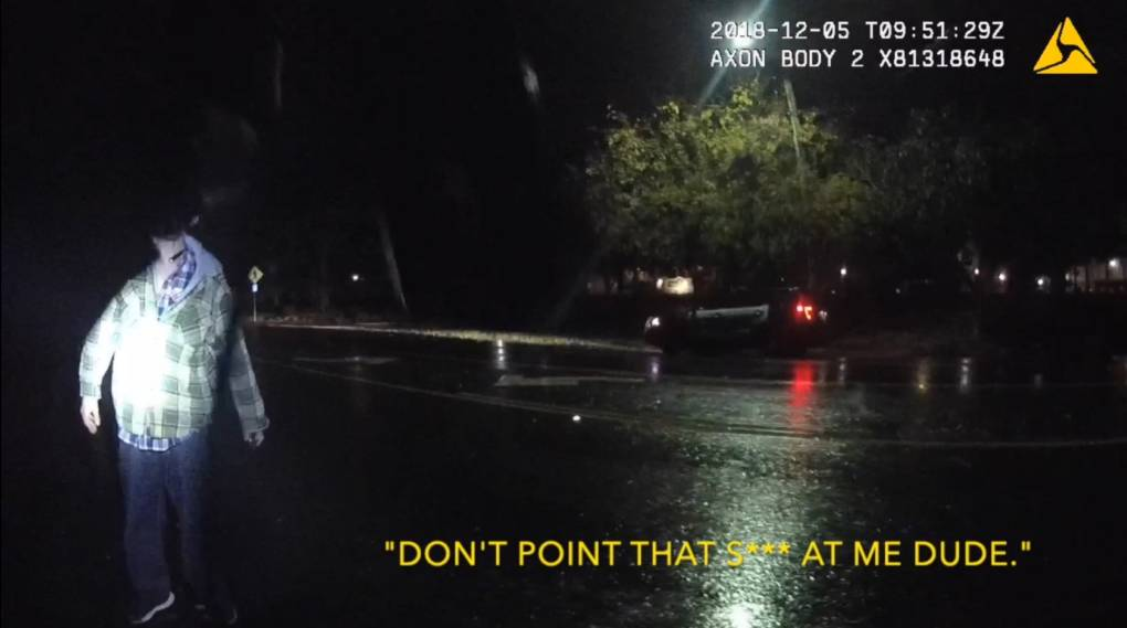Unarmed Suspect Allegedly Fired Officer's Rifle in Bizarre Fatal Police Shooting in Napa