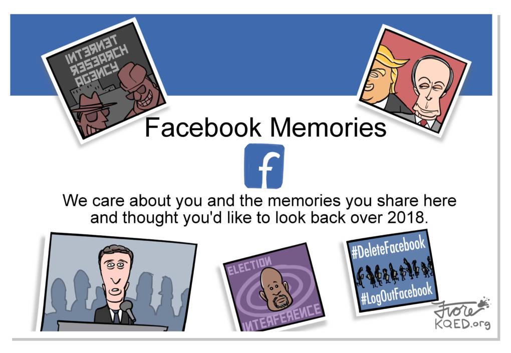 Facebook Memories for 2018