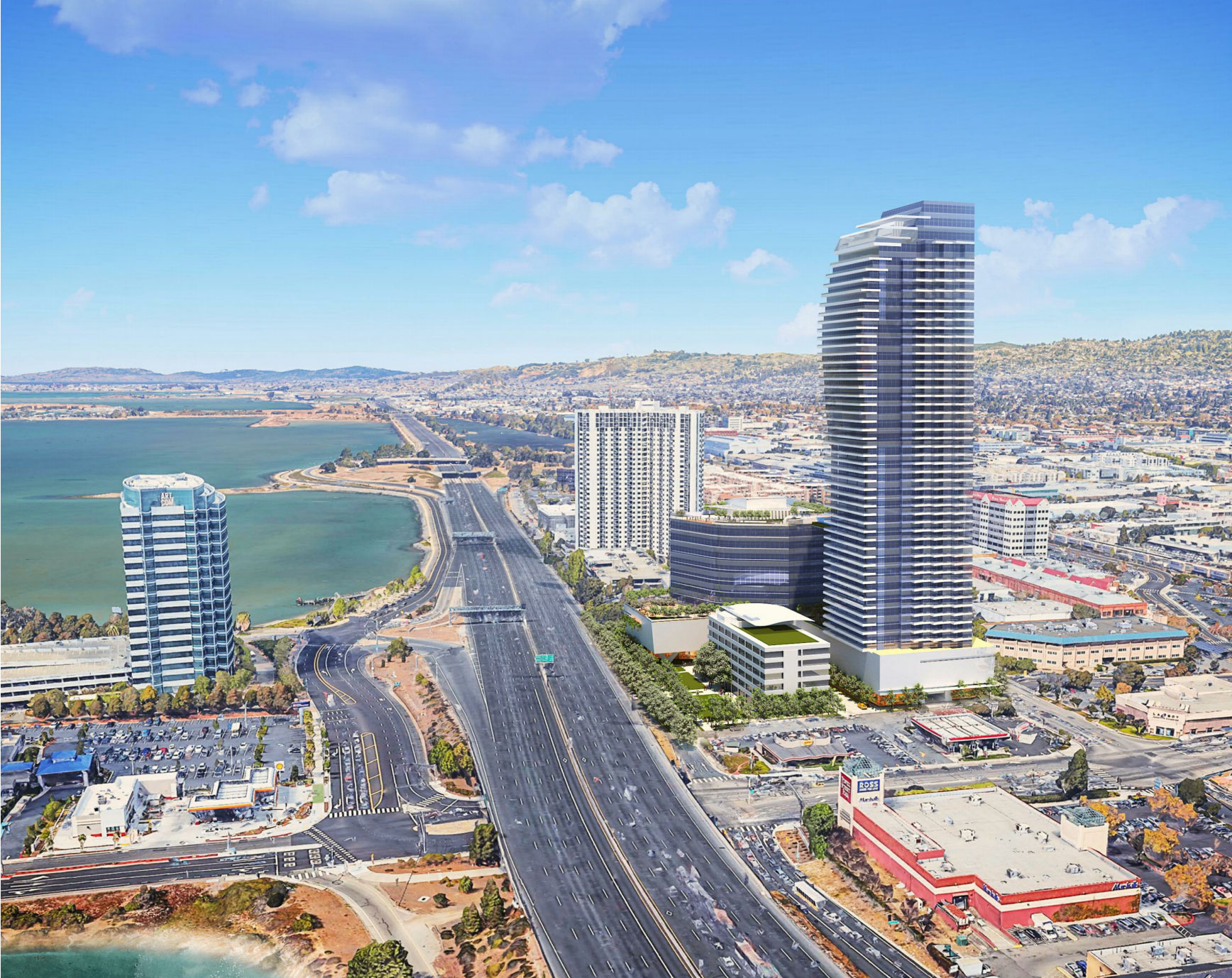 Emeryville Weighs Plan To Build East Bay S Tallest