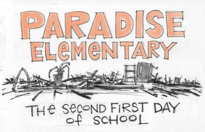 Paradise Elementary by Mark Fiore