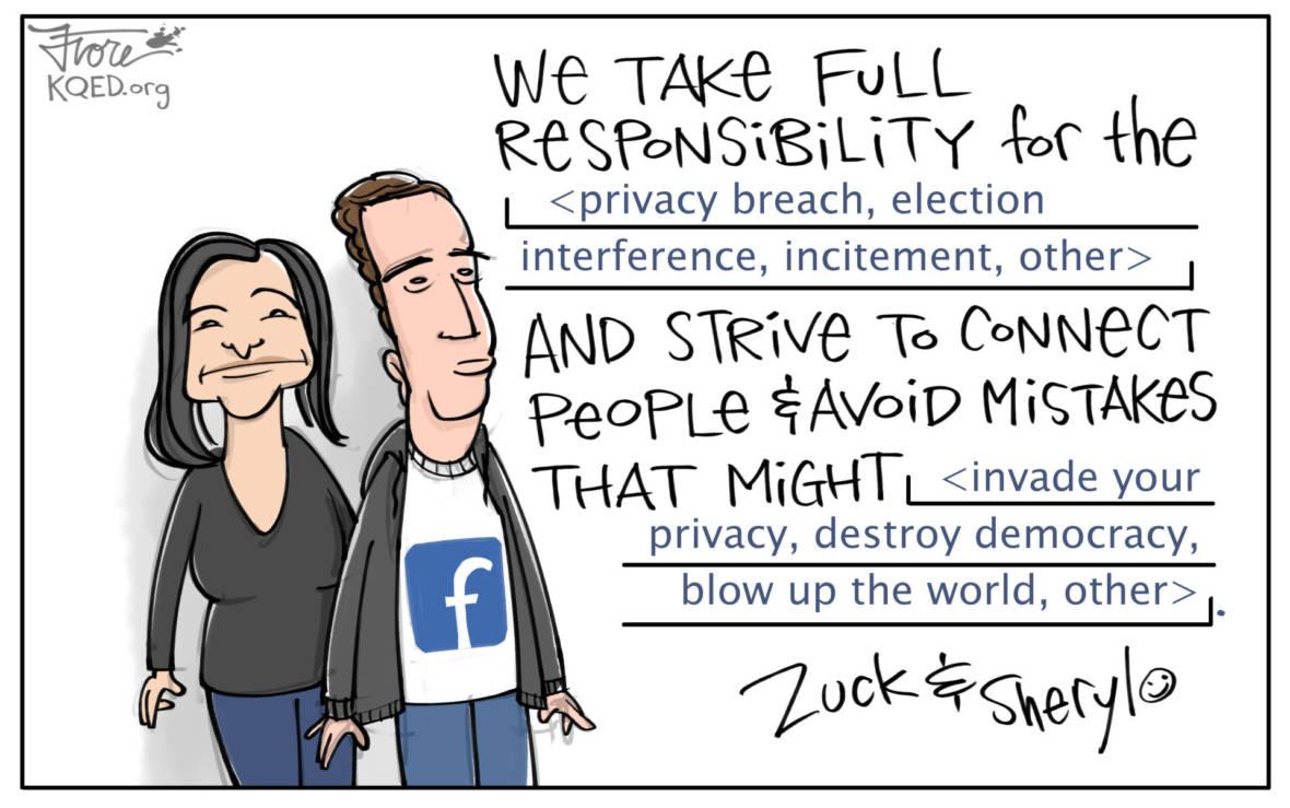 An All-Purpose Facebook Response
