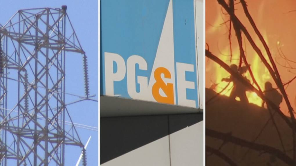 Shutdown's Toll on California, PG&E Challenge for Lawmakers