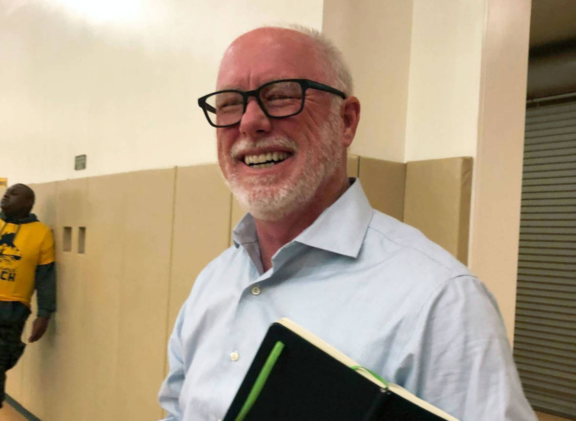 How OUSD's Charles Wilson Plans to Integrate Oakland Public Schools