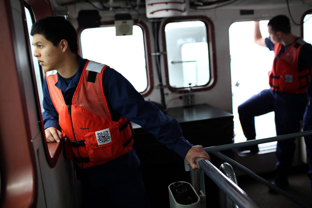 As Shutdown Hits Coast Guard Workers, Bay Area Food Banks Step in to Help