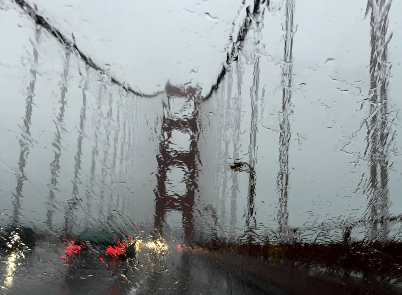 Rainy and Breezy Weather Expected Sunday, But No Rain for Memorial Day