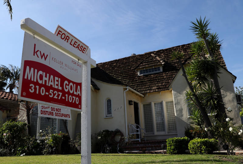 Could Anti-Price Gouging Laws Slow California's Rising Rents?