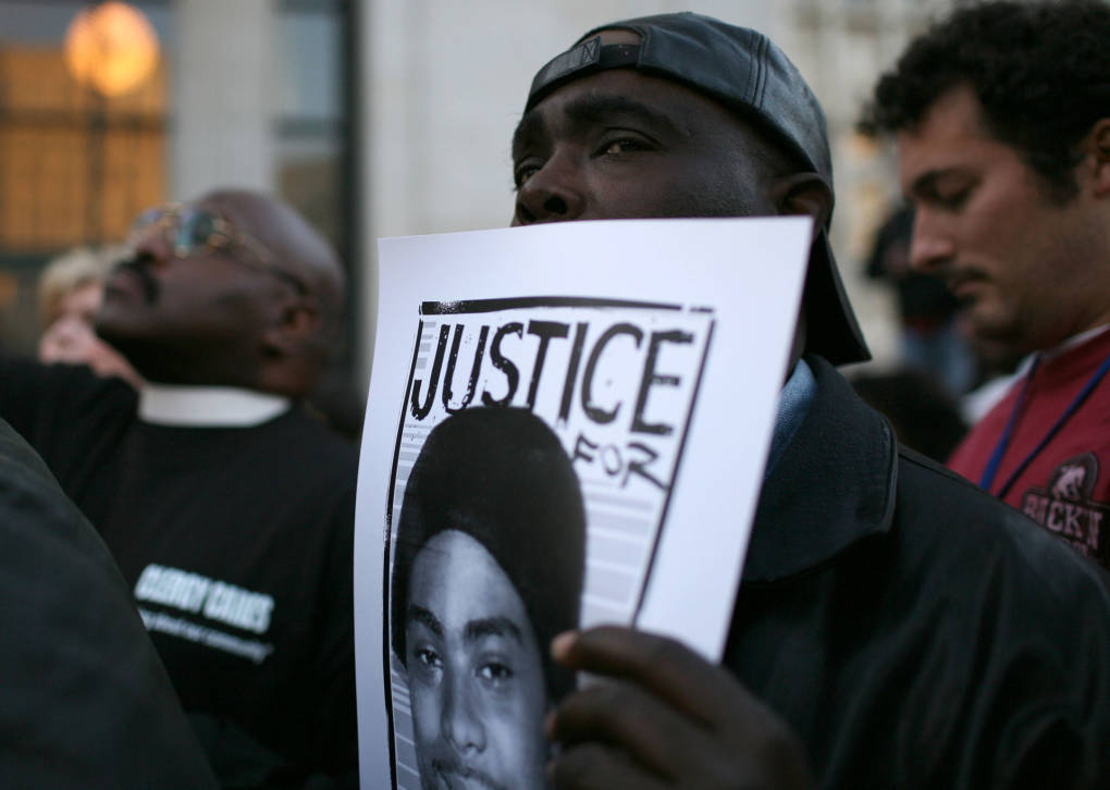 It Started With Oscar Grant: A Police Shooting in Oakland, and the Making of a Movement