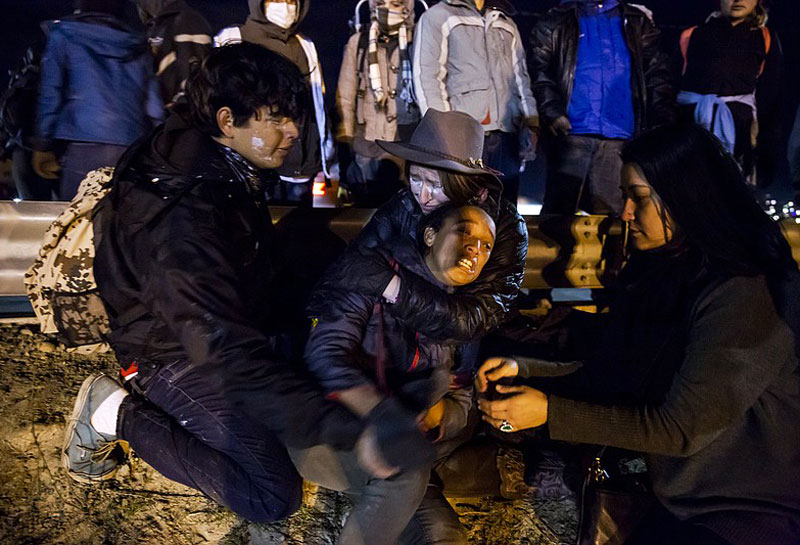 U.S. Activists Urge Migrants to Cross Border 'By Any Means Necessary,' But Migrants Resist