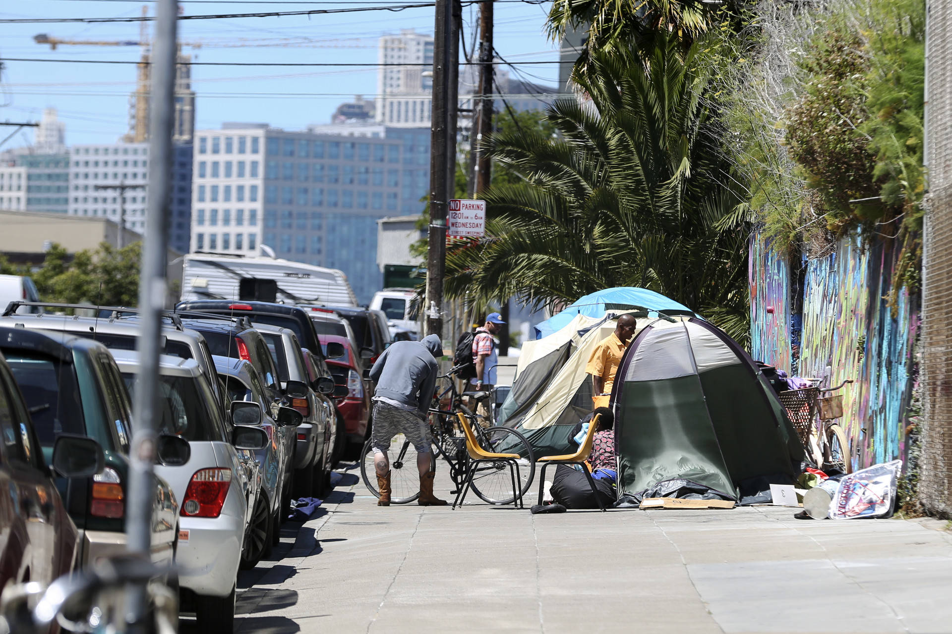 What do you think you know about the homelessness crisis in California?  Brittany Hosea-Small/KQED