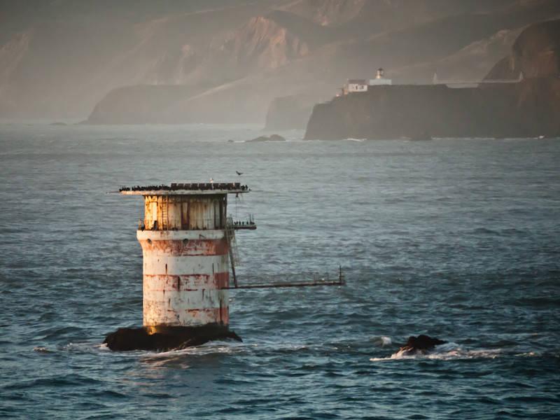 Mile Rocks: A Bay Area Lighthouse Unlike Any Other