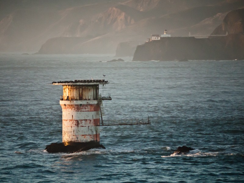 Mile Rocks: A Bay Area Lighthouse Unlike Any Other