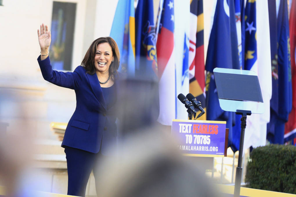 'That's Not Our America': Kamala Harris Officially Launches Presidential Bid in Oakland