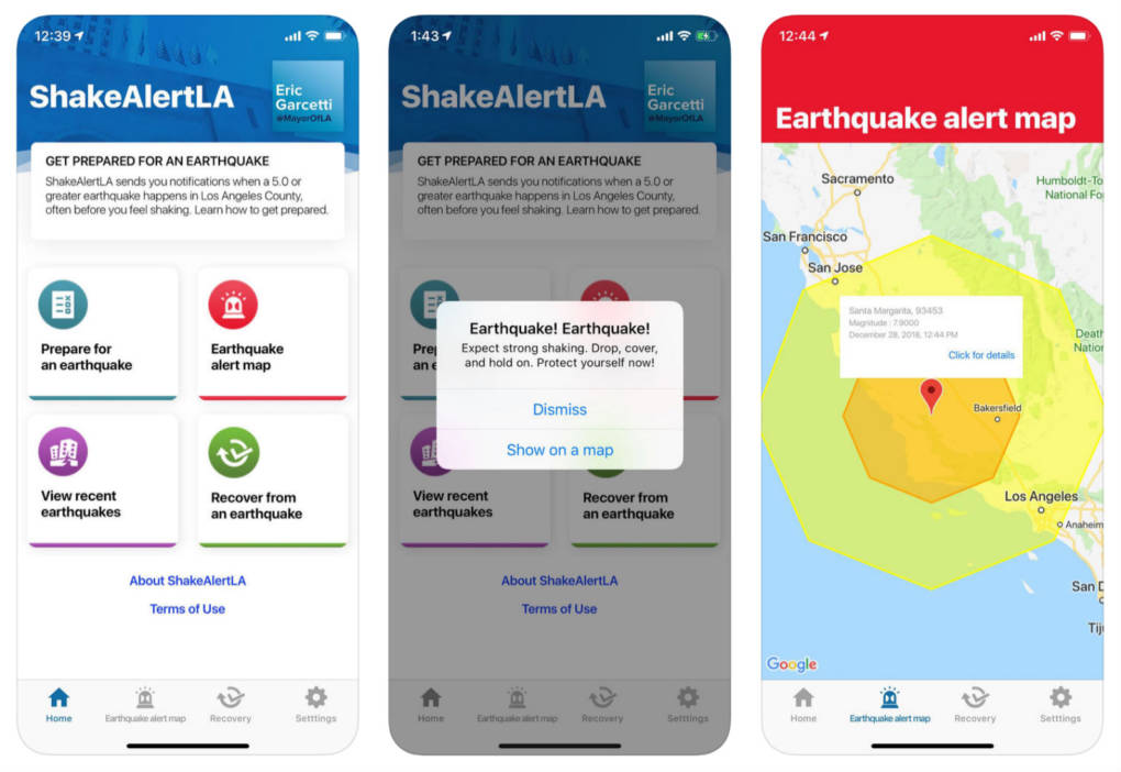 L.A. Now Has Earthquake Alert App to Warn Users Before the Big One Hits