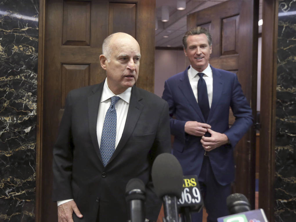 State of the State: 5 Ways Gavin Newsom Made It Clear He's Not Jerry Brown