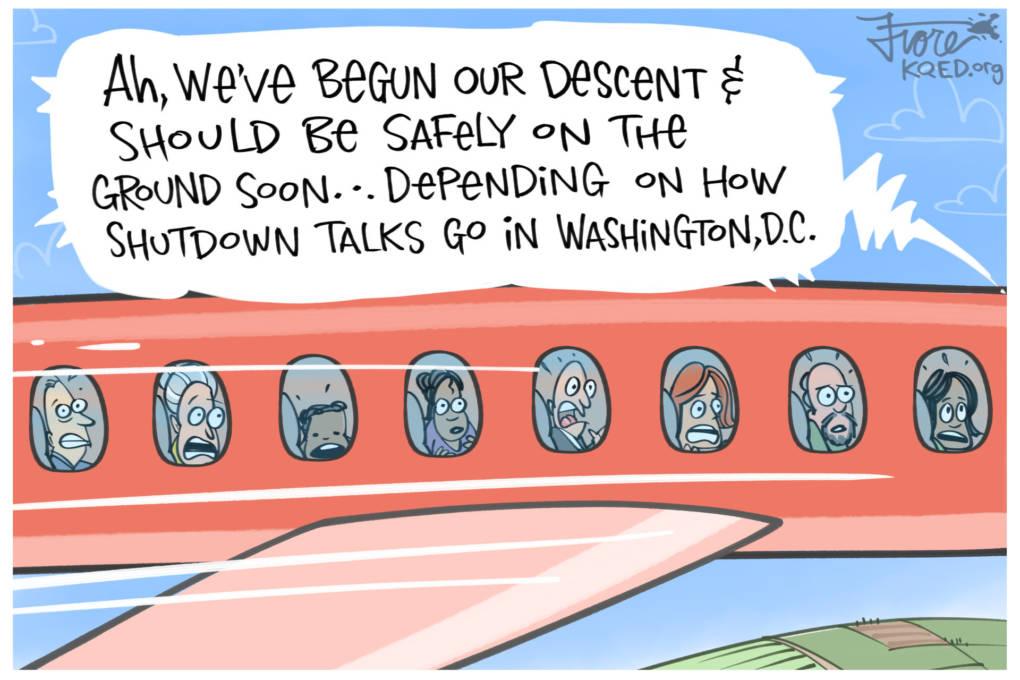 The Shutdown Takes a Toll