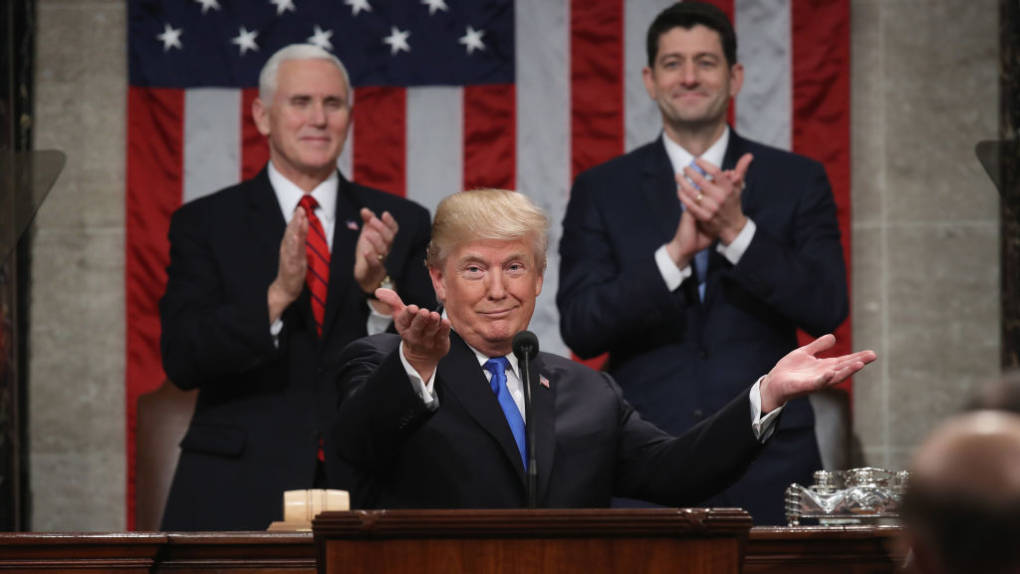 Trump's State of the Union Rescheduled for Feb. 5 After New Pelosi Invite