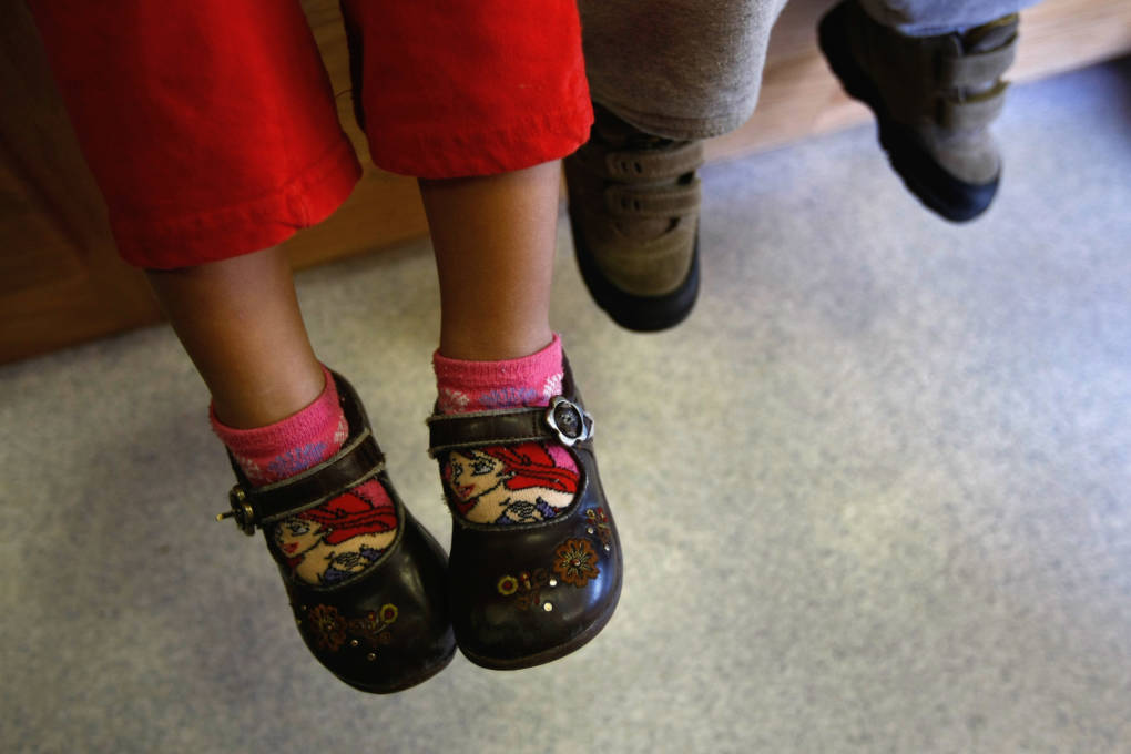 Fear of Deportation or Green Card Denial Deters Some Parents From Getting Kids Care