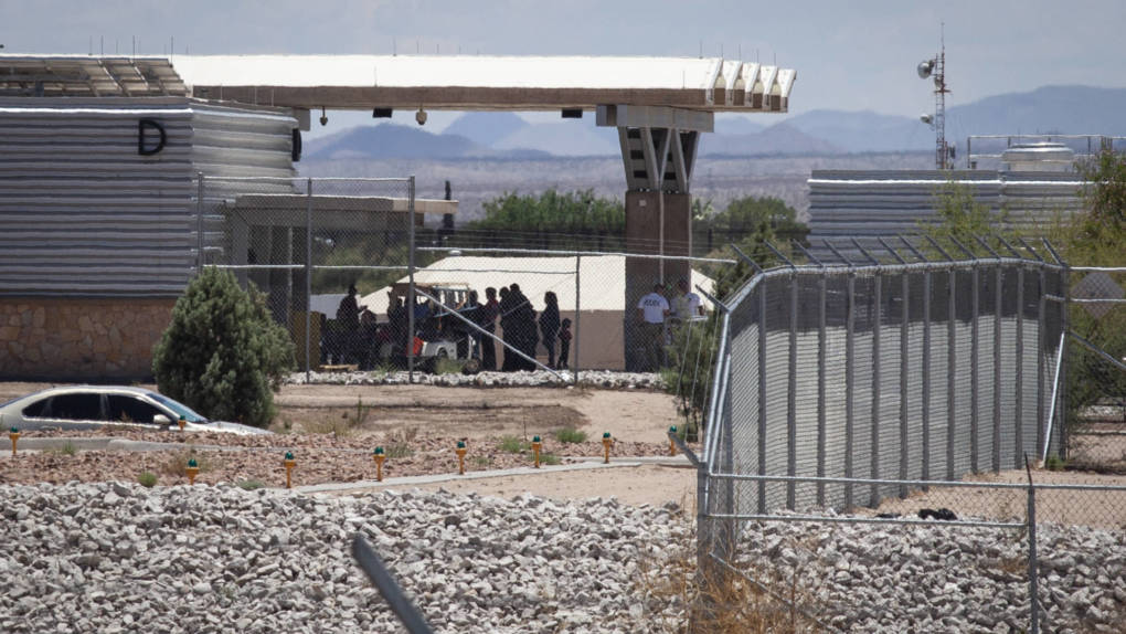 Tent City Housing Migrant Children to Close as Kids Are Released to Sponsors