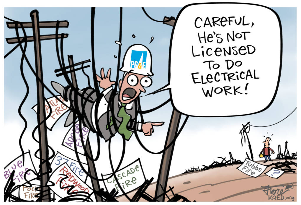 PG&E and the Handyman