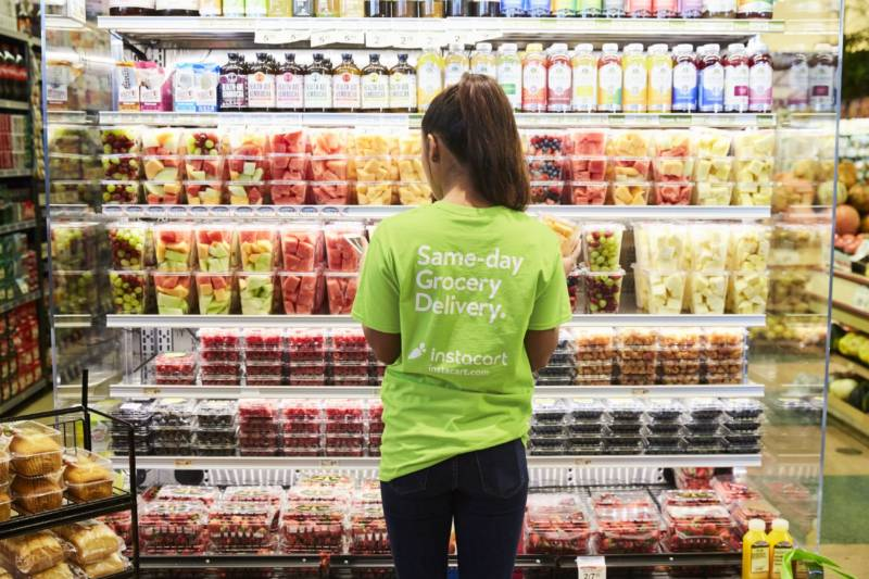 Instacart Ends Controversial Tip Policy; DoorDash and Amazon Flex Don't