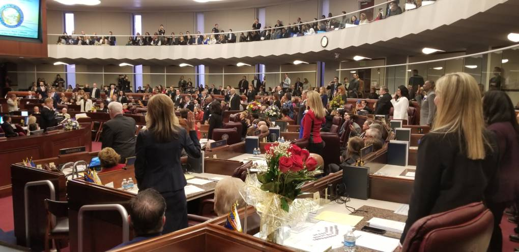 How Did Nevada Beat California to Become the First State With a Female Majority Legislature?